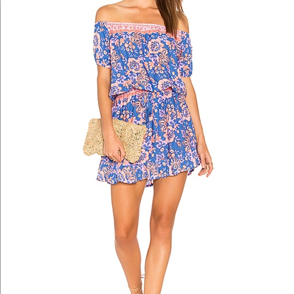 Buy Cheap Newest Sale With Mastercard Wonderland Dress in Mauve Tiare Hawaii iHGkRW